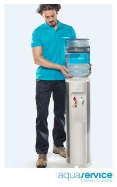 Con un dispensador de Aquaservice en tu casa o en tu empresa estás a un paso de descubrir una nueva forma de beber: http://blog.aquaservice.com/dispensadores-de-agua-hidratacion/ #dispensadordeagua