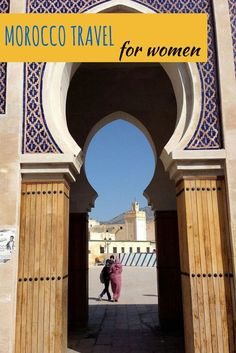 Is Morocco a safe destination for solo female travel? Read this guide and find out!