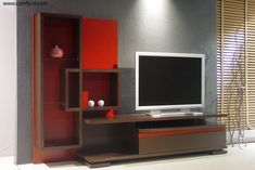 Modern TV Stand / Wall Unit By Herval