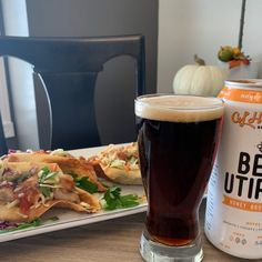 GL Heritage Brewing Co. Honey Brown Ale with Chicken Wonton Tacos. Chicken Wonton Tacos, Chicken Wontons, Crispy Wonton, Asian Slaw, Taco Sauce, Sweet Chilli Sauce, Essex County, Wonton Wrappers, Honey Garlic Chicken