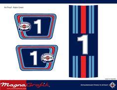 martini racing stripe - Google Search