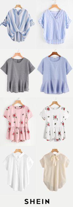 Cheap blouses start at $6!