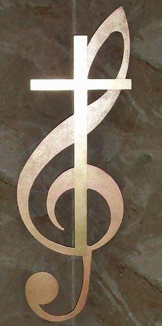 God's love is music to my ears...