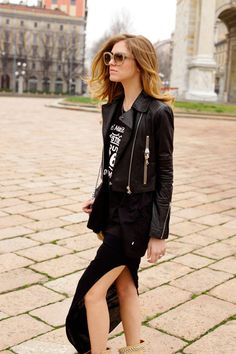 ☆ Rock 'n' Roll Style ☆ Route 66 | Blonde Salad