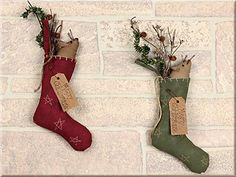 C1626 Stocking with Mouse Ornament Set (2A)