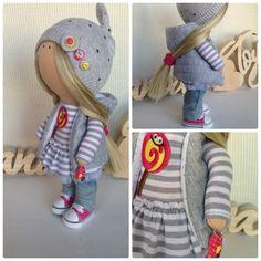 Romanova Toys. Интерьерные куклы ручной работы