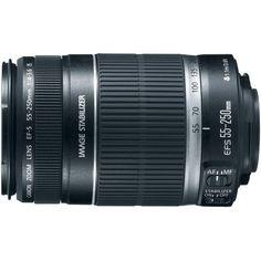 Canon EF-S 55-250mm f/4.0-5.6 IS II Telephoto Zoom Lens for Canon Digital SLR Cameras by Canon, http://www.amazon.com/dp/B0011NVMO8/ref=cm_sw_r_pi_dp_Rn6.qb05PFXYX