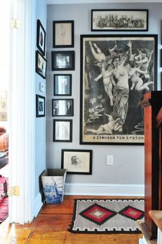 Oscar's Well-Preserved DC Rowhouse