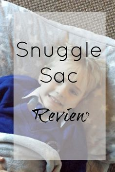 Snuggle Sac Review - Coffee, Cake, Kids