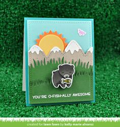 Lawn Fawn - DAD + ME - Stamps Set – Hallmark Scrapbook