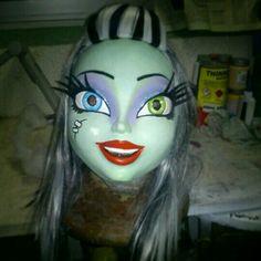 Frankie Monster High pronta!!!