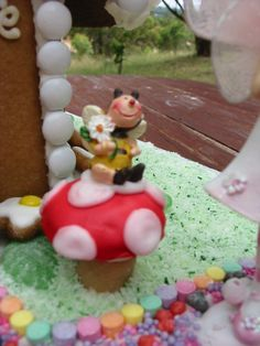 Charlotte's Gingerbread Fairy House # 4