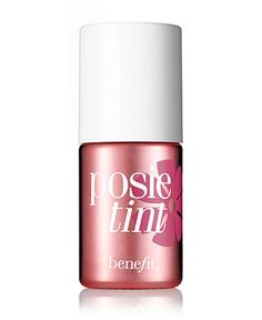 BENEFIT POSIE TINT ! love this stuff great for when trying to do an all natural look :)