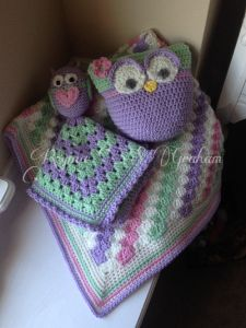 15-4 Owl Stuffie with Upcycled Rattle Pictorial (picture tutorial)