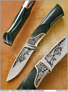 Photos SharpByCoop • Gallery of Handmade Knives - Page 41