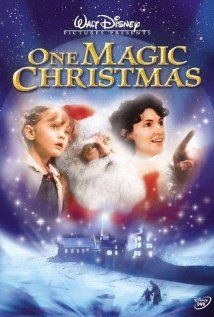 One Magic Christmas - it may be my favourite (newer) Christmas movie. The santa claus and north pole work shop are absolutely perfect childhood ideas of Christmas et al...
