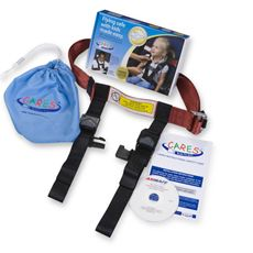 C.A.R.E.S. (Child Aviation Restraint System)
