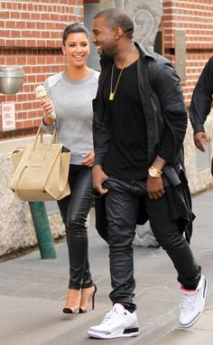 Are things getting serious between Kim Kardashian and Kanye West?