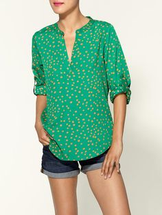 Super cute shirt by Collective Concepts on Piperlime!