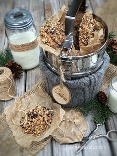 Abso-FIG-ing-lutely Cookies (raw, vegan, gluten-free)