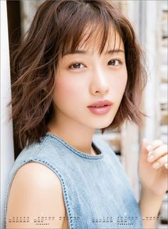Most Beautiful Faces, Beautiful Asian Girls, Beautiful Women, Beautiful Life, Satomi Ishihara, Japanese Hairstyle, Asian Cute, Asian Hair, Le Jolie