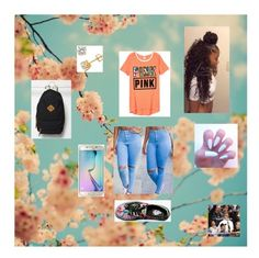 """Back 2 School  #Week 3"" by mikyawilkins on Polyvore featuring Vans, Samsung and Forever 21"