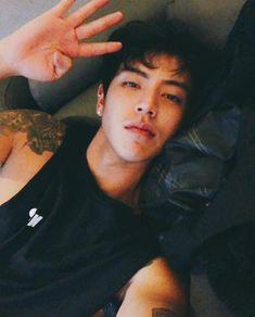 christian yu shared by * ° . ° * on We Heart It Hot Korean Guys, Korean Boys Ulzzang, Cute Asian Guys, Cute Korean Boys, Korean Men, Asian Boys, Asian Men, Cute Guys, Ulzzang Boy