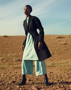 be bold: aamito lagum by mel bles for porter #13 spring / summer 2016   visual optimism; fashion editorials, shows, campaigns & more!