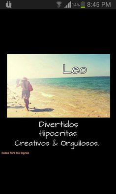 Mi signo #leo