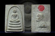 Siam Amulet LP Pae Somdej Pae Ha Pan