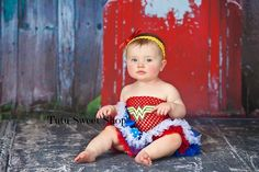 3 Piece Wonder Woman Inspired Tube Top Halloween Baby Tutu Outfit Costume http://www.tutusweetshop.com/item_1391/3-Piece-Wonder-Woman-Inspired-Tube-Top-Halloween-Baby-Tutu-Outfit-Costume.htm