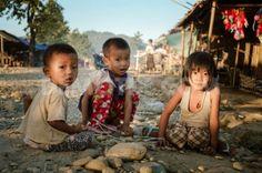 PHOTO: Refugee camp in Myitkyina, Kachin State, #Birma / #Burma / #Myanmar 2012. #Kachin