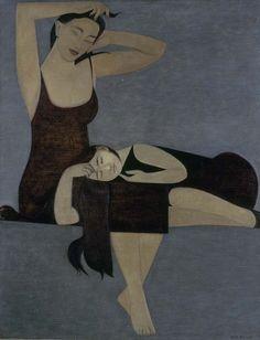 Will Barnet - Sleeping Child (1961)