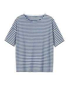 Women's Linen Jersey Tee