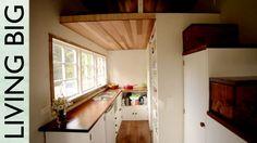 Stunning DIY Cottage-Style Tiny House Tour