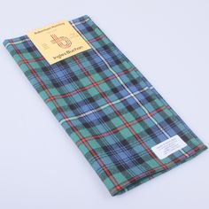 Made in Scotland from fine weight wool  - available from ScotClans, Order your's today