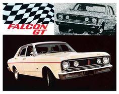 FALCON XT GT 1968