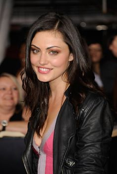 Phoebe Tonkin…don't know who her character will be yet, but she's so beautiful in an every day person vibe that I she's inspiring for sure.