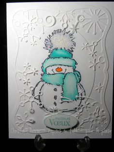 Penny Black - Snowy | My Christmas Cards... etc | Pinterest ...