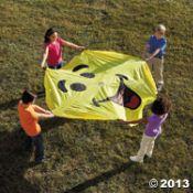 Smile Face Parachute Set
