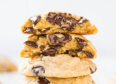 Chocolate chip, double chocolate, jam-filled or peanut butter, the possibilites are endless when it comes to baking cookies. It's why they're the most adored dessert, because there's a perfect cookie out there for everyone.