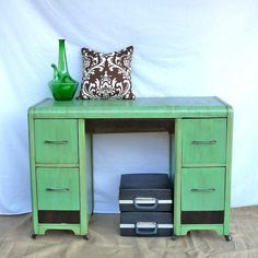 jade teal emerald interiors - Google Search