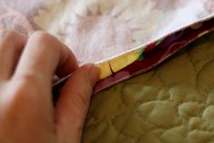 Heating Pad Tutorial   The Green Wife