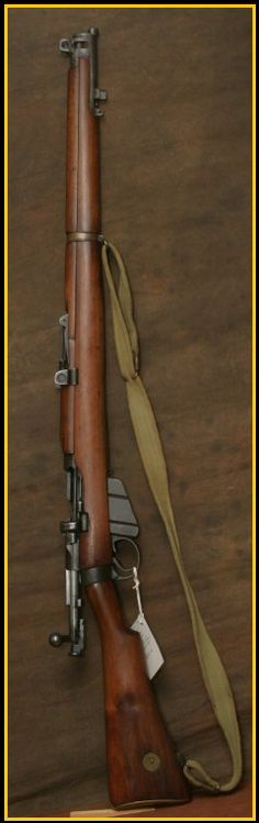 The no1. A great rifle.