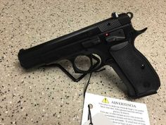 The CZ 75 B SA (single action) is identical to the CZ 75 B in all aspects except that it has a single action trigger mechanism. The trigger is a straight blade type and is adjustable for overtravel. This version is perfect for sport shooting.    CZ 75 B is used by more governments, militaries, police and security agencies than any other pistol in the world. The CZ 75 is quite possibly the perfect pistol.        All steel construction (except alloy framed compacts)      High capacity double…