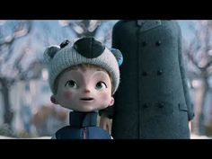 """""""Christmas Doesn't Need Much. Only Love."""" is the title of Serviceplan Campaign's seasonal film for German supermarket chain Penny. The animated film shows ho. Jingle Bell, Message Of Hope, Group Work, Try It Free, Live Tv, Animation Film, Youtube, Crochet Hats, Christmas"""