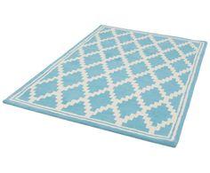 Handgetufteter Teppich Diamond