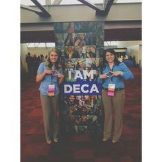 #decaicdc on Instagram @Taylor Schum rocked it today with my girl @Talynn Portillo  missed you @a_darwin3 #DECAICDC