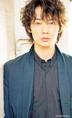 綾野剛 7 Arts, Male Faces, Asian Men, A Good Man, Actors & Actresses, Daddy, Idol, Salt, Japanese