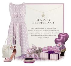 For the Birthday Girl by loveroses123 on Polyvore featuring polyvore, fashion, style, Swing, Jeffrey Campbell, Dogeared, Alexis Bittar, Kate Spade and clothing
